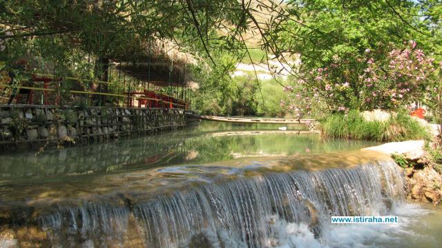 منتزه الليطاني – كلاكش