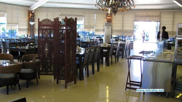 garden café and restaurant